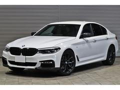 BMW523d Mスポーツ ハイライン イノベーションPKG 黒革
