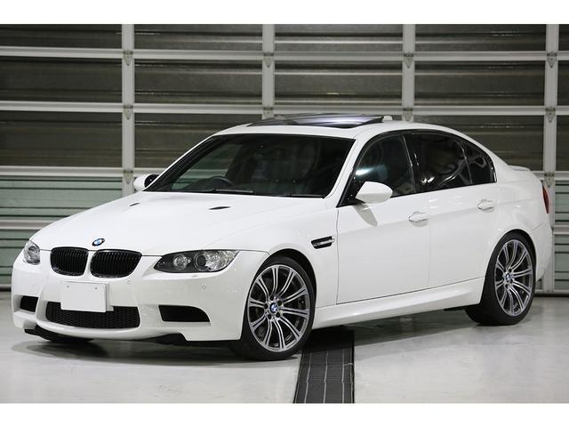 BMW M3 セダン サンルーフ 鍛造19インチAW 右ハンドル