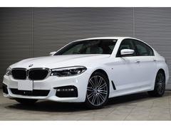 BMW523i Mスポーツ アイボリーレザー ACC 1オーナー