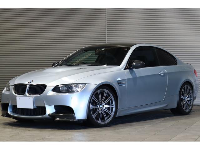 BMW M3クーペ 6MT OP19AW 黒革 カーボンエアロ