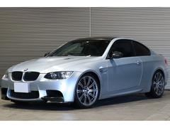 BMWM3クーペ 6MT OP19AW 黒革 カーボンエアロ