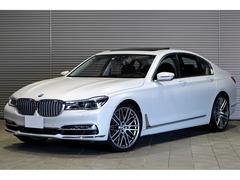 BMW750i デザインピュアエクセレンス 1オーナー 左ハンドル