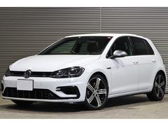 VW ゴルフR黒革 LEDライト デジタルメーター ACC レーンキープ