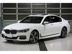 BMW740eアイパフォーマンス Mスポーツ レーザーライト 黒革