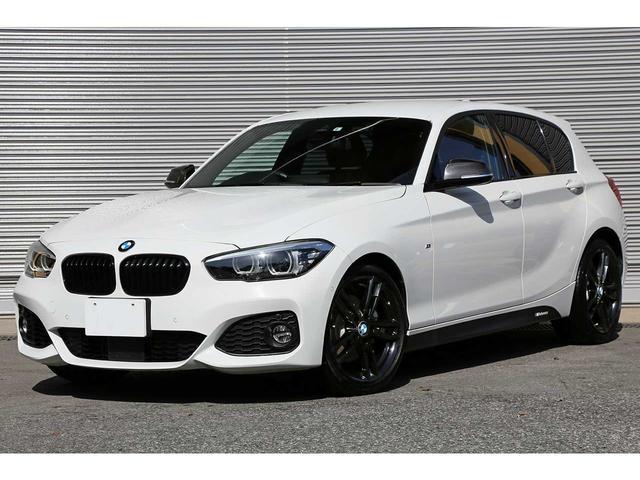 BMW 118i Mスポーツ エディションシャドー 特別仕様車 1オーナー 走行6000km台 コニャックレザー シートヒーター パーキングサポートP Bカメラ アクティブクルーズ 地デジチューナー ダークカラーLEDヘッドライト 18インチAW