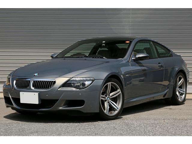 BMW M6 ベースグレード SMG3 後期LCIモデル 1オーナー フルレザーメリノインテリア Mスポーツシート シートヒーター ソフトクローズ ヘッドアップディスプレイ クルーズコントロール ウッドインテリアトリム 19AW