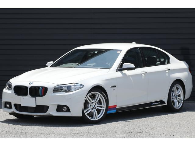 BMW 5シリーズ 523i Mスポーツ ザ・ピーク 台数限定車 1オーナー 19インチAW ダコタレザーシート シートヒーター ドライビングアシスト ACC レーンチェンジウォーニング フルセグ バックカメラ ブラックキドニーグリル 車検R4年3月