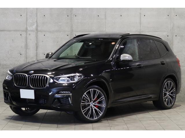 BMW M40d マイルドハイブリッド搭載モデル 新車保証 ファストトラック&セレクトPKG パノラマSR Mスポーツブレーキ Individual21インチAW ACC アダプティブMサス 1オーナー車