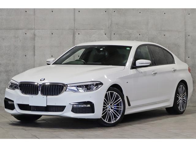 BMW 530i Mスポーツ コンフォートP ハイラインP ドライビングアシスト シートヒーター&クーラー アダプティブLEDヘッドライト 19インチAW アクティブクルーズコントロール パークアシスト レーンチェンジウォー二ング