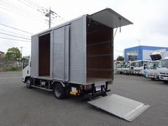 アトラストラックパワーゲート付アルミバン 背高 標準 ロング 2.9トン積み