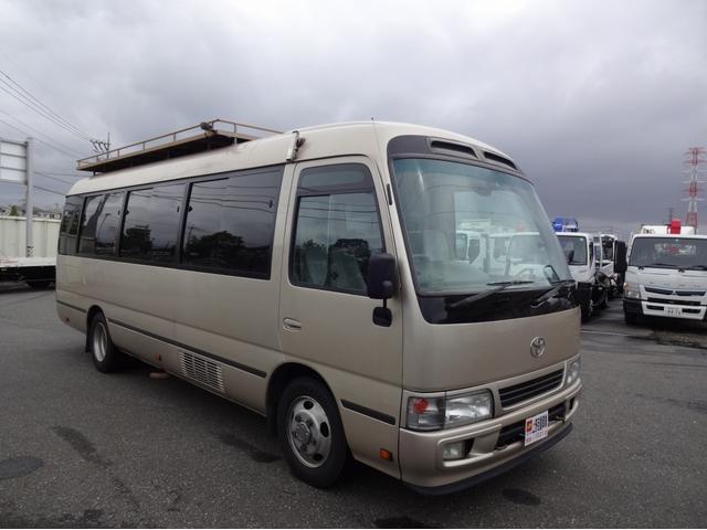 トヨタ ロングEXターボ 26人乗り 観光バス リアエアサス