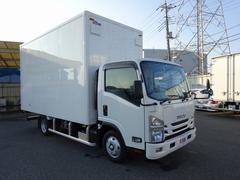エルフトラック2t アルミバン 背高 庫内高2480mm ワイド ロング