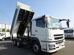 スーパーグレート10トンダンプ 電動コボレーン 極東製 9.2t積み