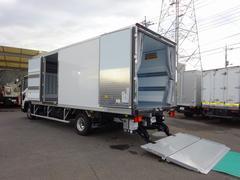 フォワード冷凍車 低温 格納ゲート付 左ドア ワイド幅 2.7t積み