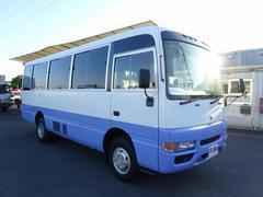 シビリアンバス4WD マイクロバス 29人乗り 左中折自動ドア 5MT
