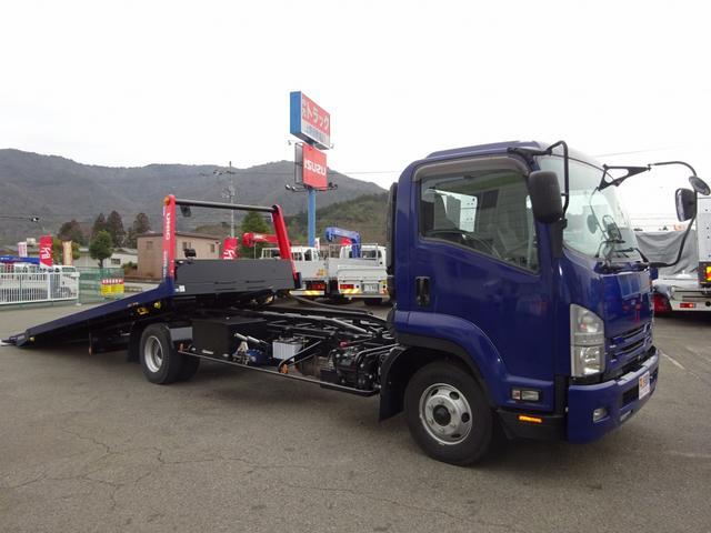 いすゞ セーフティローダー 車載専用車 古河ユニック 2.85t積み