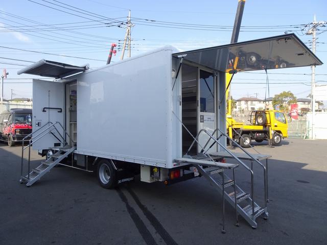 いすゞ 移動販売車 コンビニ 冷凍機付 1.65t積み スムーサー