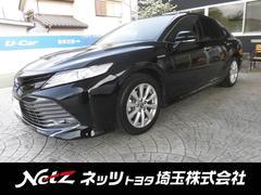 カムリG 元試乗車 9型SDナビ セーフティセンスP