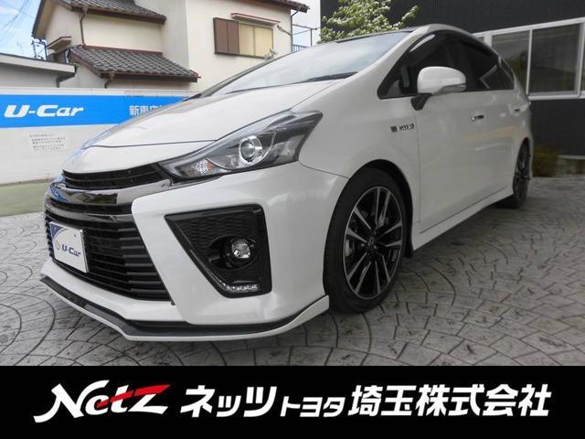 トヨタ Sツーリングセレクション・G's 8型SDナビ