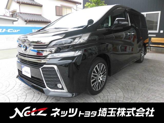 トヨタ 2.5Z Gエディション 9型SDナビ後席TV