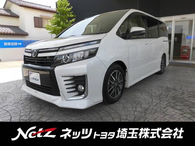 トヨタ ZS 4WD 9型SDナビ Bカメラ TRDエアロ