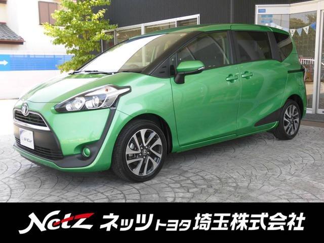 トヨタ G 元試乗車 SDナビ Bカメラ 両側電動 TSS-C