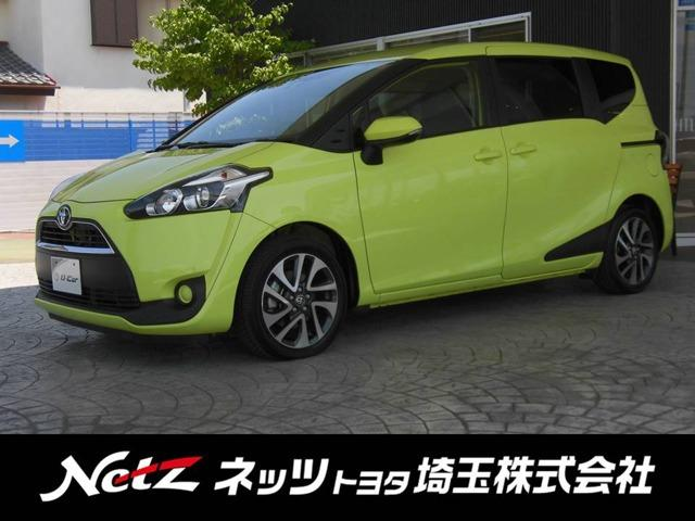 トヨタ G 元試乗車 SDナビ Bカメラ 両側電動ドア TSS-C