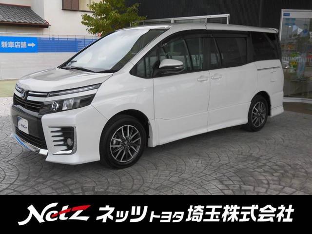 トヨタ ZS 10型SDナビ後席TV Bカメラ TSS-C