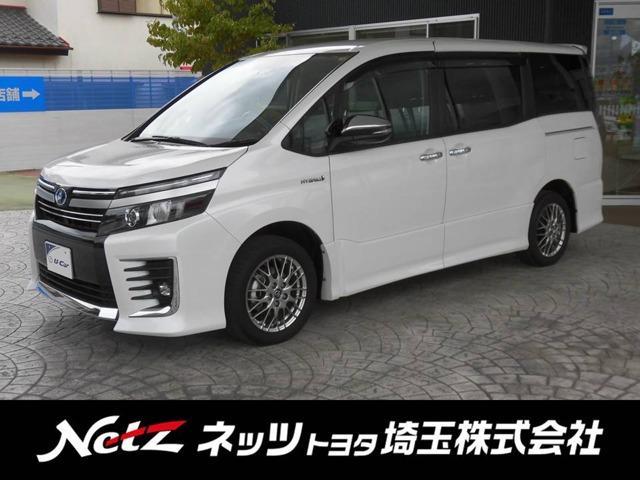 トヨタ ハイブリッドZS 煌II 後席TV ETC2.0 TSS-C