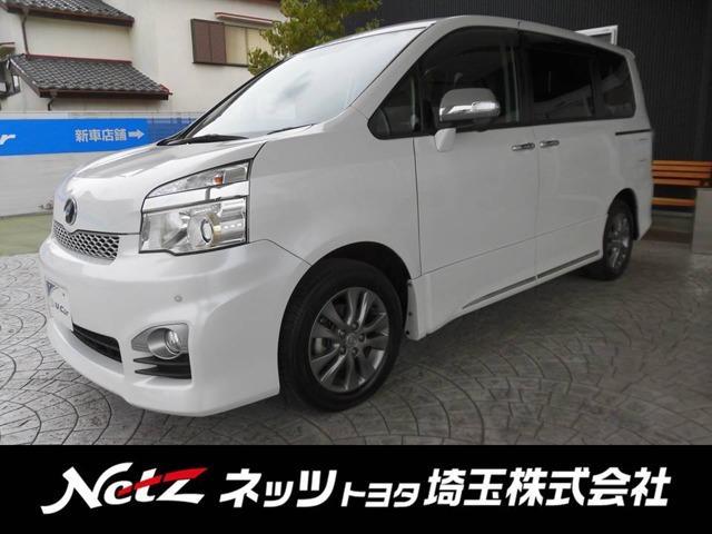 トヨタ ZS 煌Z 8型HDDナビBカメラ新品タイヤ8人乗り