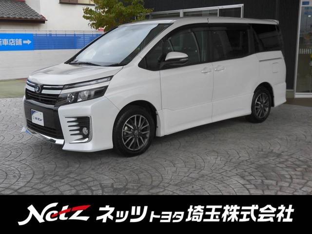 トヨタ ZS フルセグHDDナビBカメラ後席TV8人乗