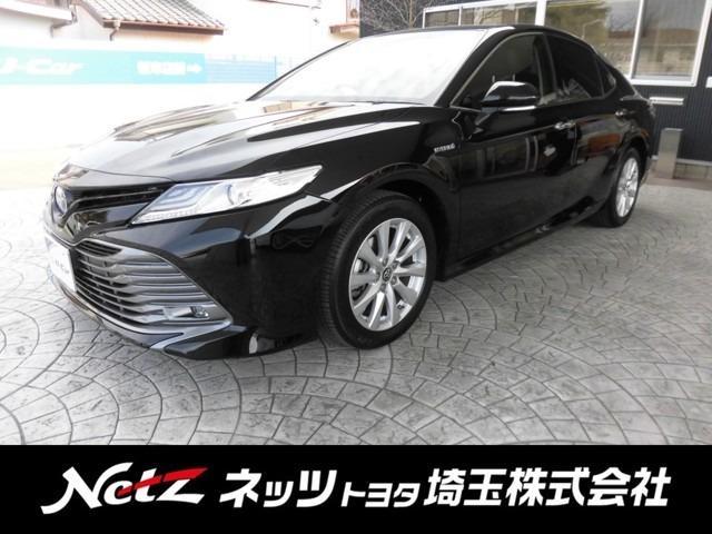 トヨタ G 元試乗車9型SDナビBカメラETC TSS-P
