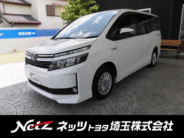 トヨタ ハイブリッドV 9型SDナビ 後席TV Bカメラ 新品タイヤ