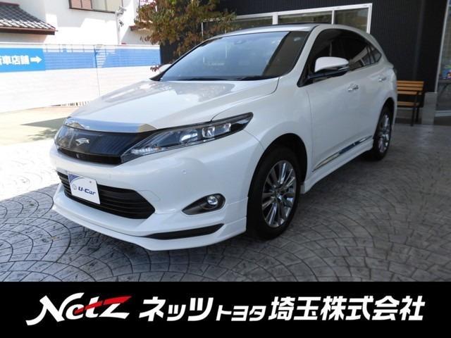 トヨタ プレミアム アドバンスドパッケージ サンルーフ 新品タイヤ