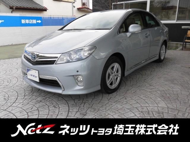 トヨタ G Aパッケージ HDDナビ Bカメラ ETC 新品タイヤ