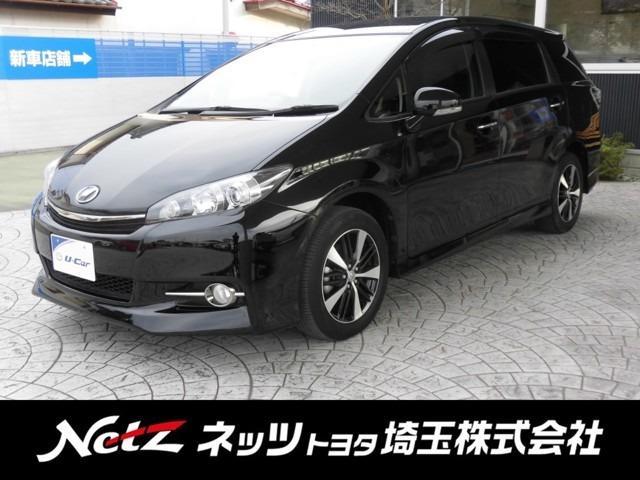 トヨタ 1.8Sモノトーン SDナビ フルセグ バックカメラ
