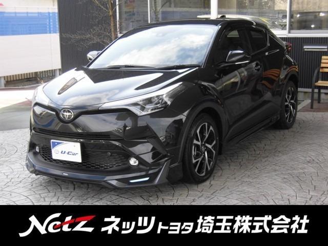 トヨタ G-T 元試乗車 9型ナビ フルエアロ