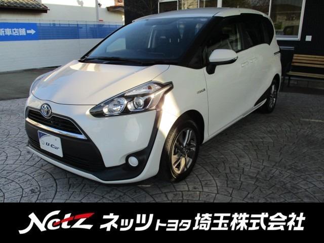 トヨタ ハイブリッドG 純正SDナビ 新品タイヤ Bカメラ ETC