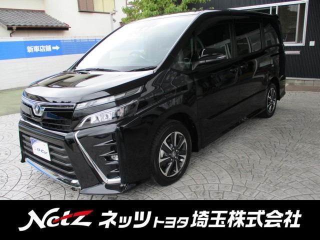 トヨタ ヴォクシー ZS 純正SDナビ バックカメラ ETC 新品タイヤ