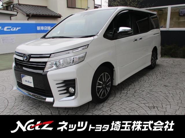 トヨタ ZS 煌 純正SD10型ナビ 後席モニター バックカメラ 新品タイヤ