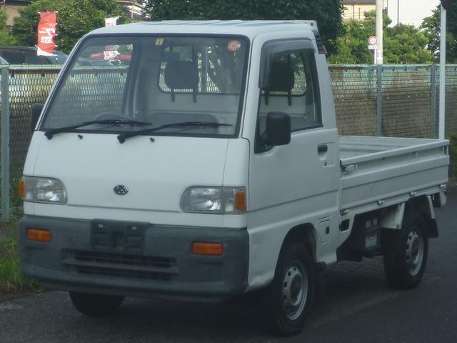 スバル サンバートラック STDスペシャルII (車検整備付)