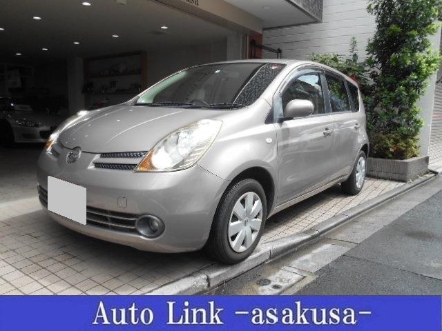 「日産」「ノート」「コンパクトカー」「東京都」の中古車
