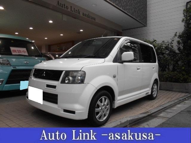 三菱 eKスポーツ リミテッドエディション (車検整備付)