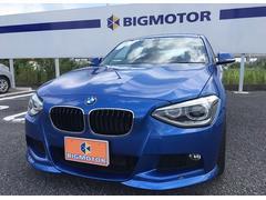 BMW116i Mスポーツ スマートキー ETC ナビ