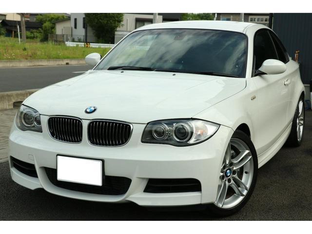BMW 135iターボパドル黒皮シートヒータ純ナビHID4万キロ台