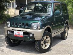 ジムニーランドベンチャー 新品リフトアップキット 18年製タイヤ