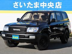 """ランドクルーザー100FLEX Renoca""""GearBox"""" サンルーフ&AHC"""