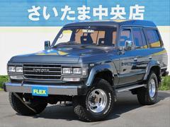 ランドクルーザー60VX 最終型ガソリン×AT 全国登録可能 新品足回り SR付