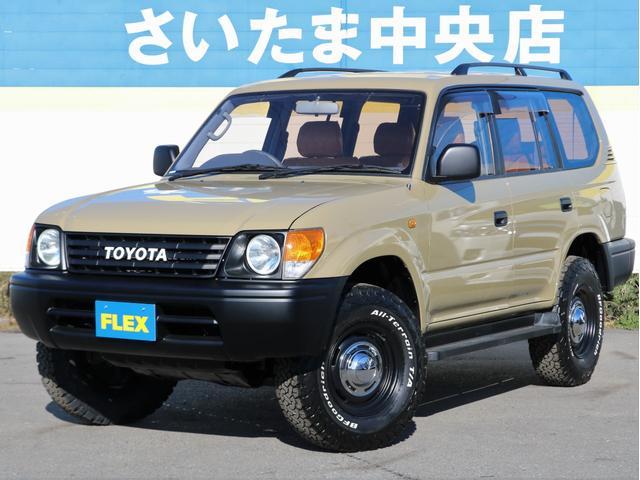 トヨタ TXリミテッド 丸目クラシック キャメルシート 新品ナビ