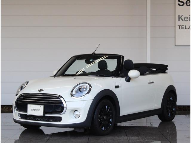 Used Mini Cooper Convertible >> Mini Mini Cooper Convertible 2017 White 7 000 Km